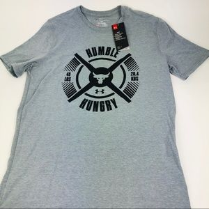 Under Armour Project Rock Brahma Bull T-Shirt S